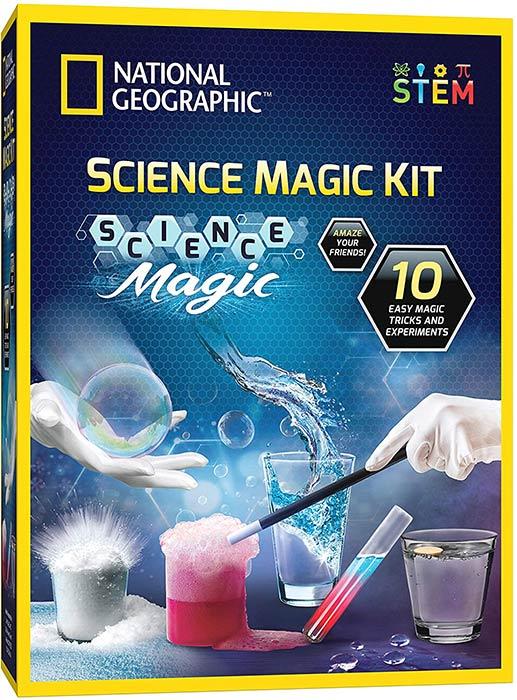 National Geographic Magic Chemistry Set