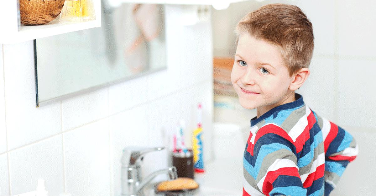 Benefits of giving kids responsibilities