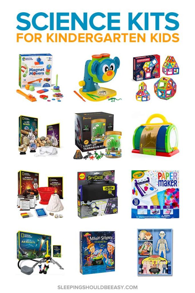 science kits for kindergarten