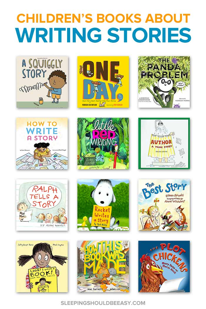 Children's Books about Writing