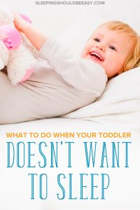 Finding bedtime difficult with your toddler not sleeping? Discover effective tips to get your child to finally go to sleep (without the power struggles!).
