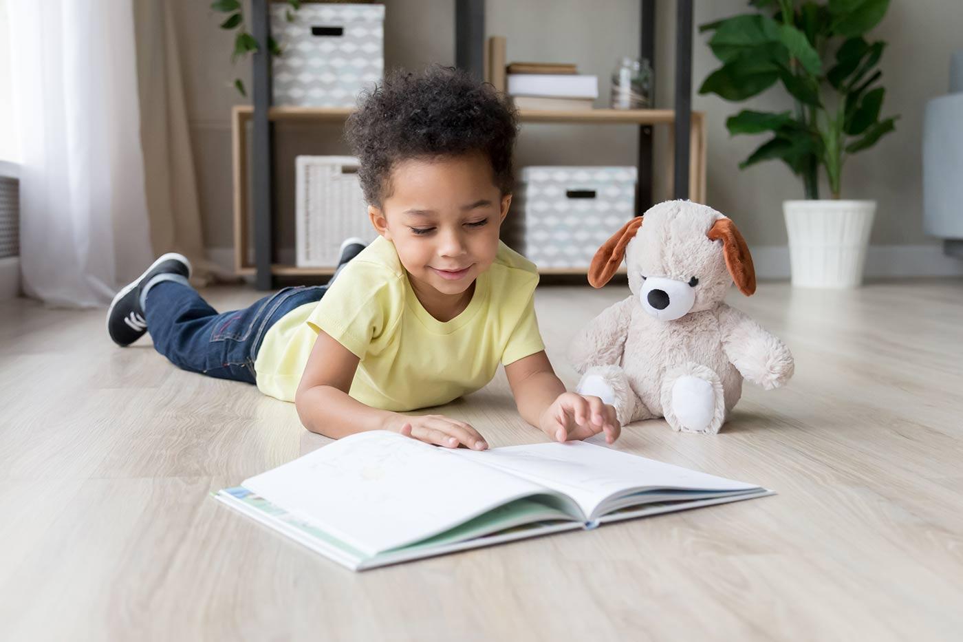 Children's books about first grade
