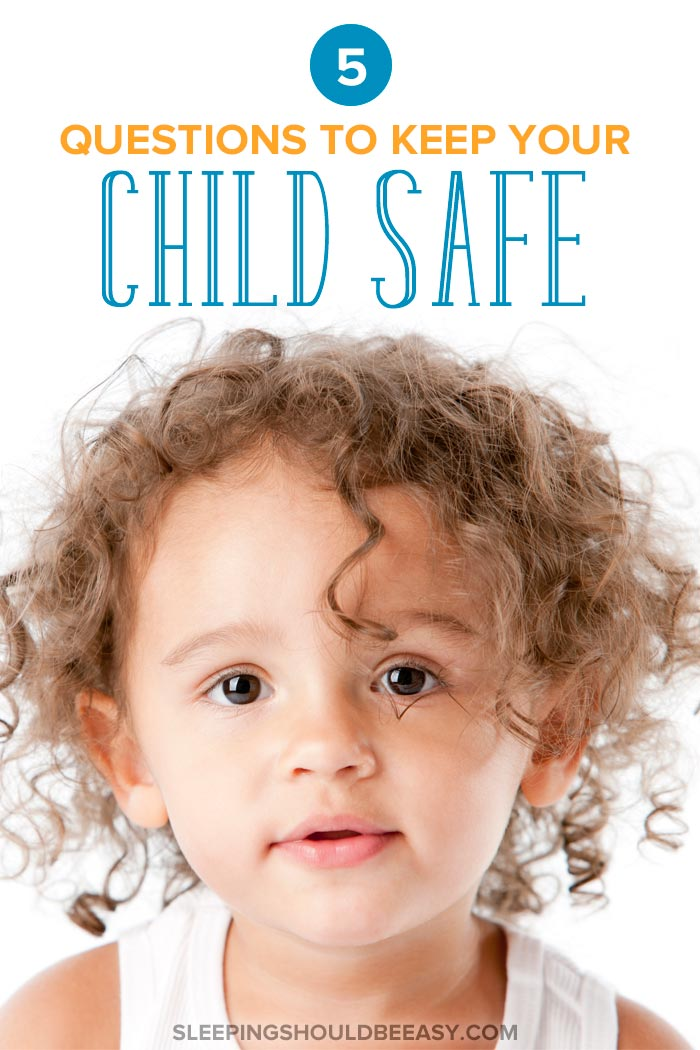 child safety questions