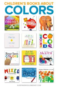 Children's Books about Colors