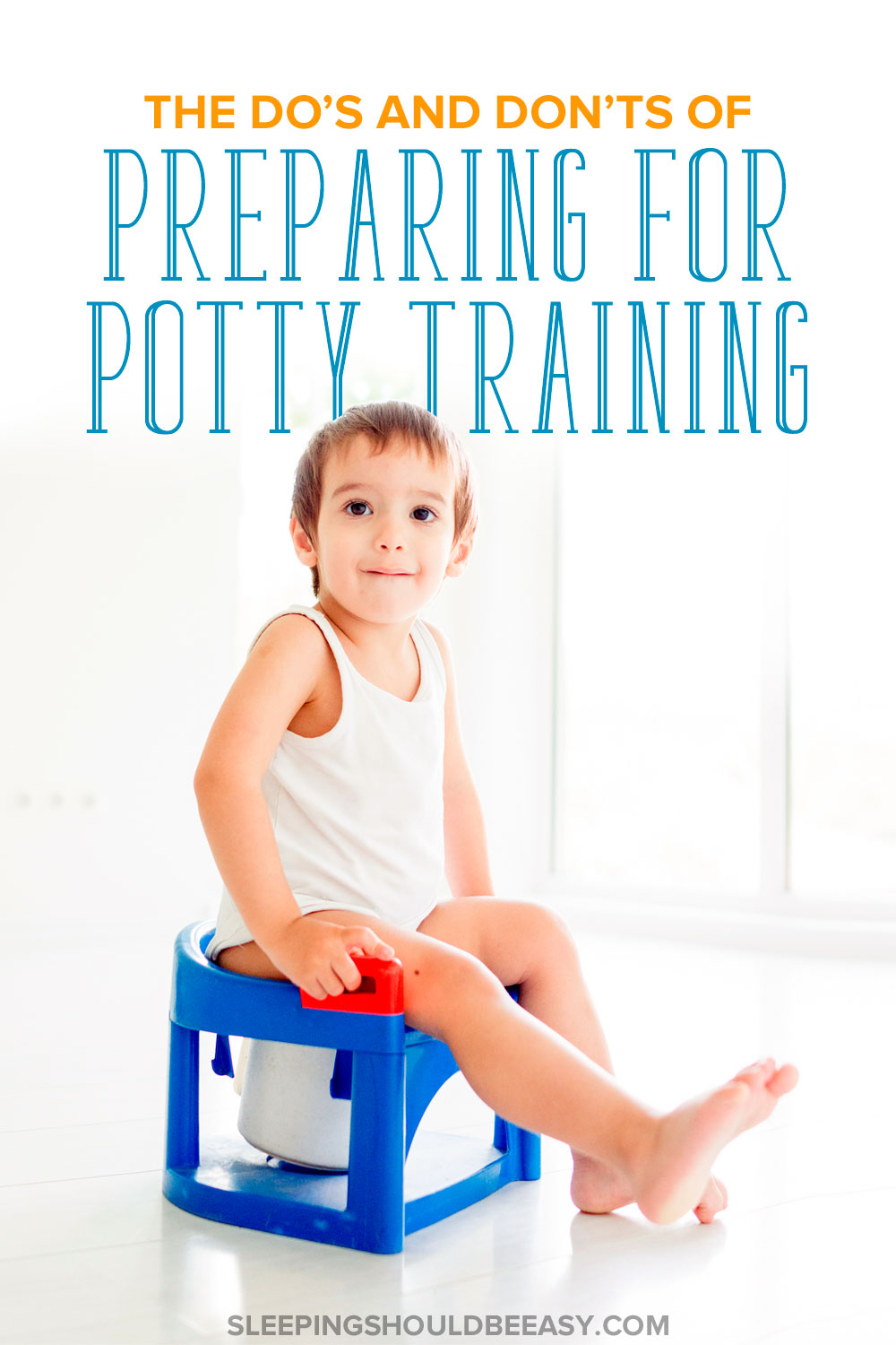 Ready to get started with teaching your child to use the potty? Learn what to do (and not do!) when preparing for potty training.