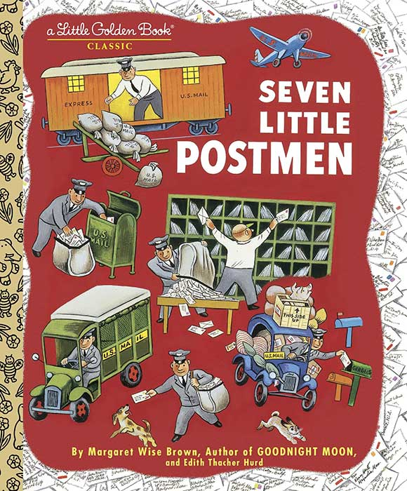 Seven Little Postmen by Margaret Wise Brown