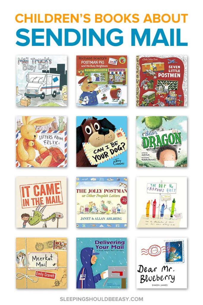 Children's Books about Mail