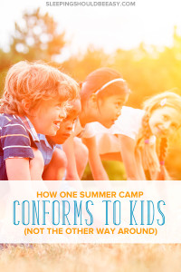 Get an insider scoop on Steve and Kate's Summer Camp! Instead of rigid structures, children have a choice and the ability to pursue their passions.