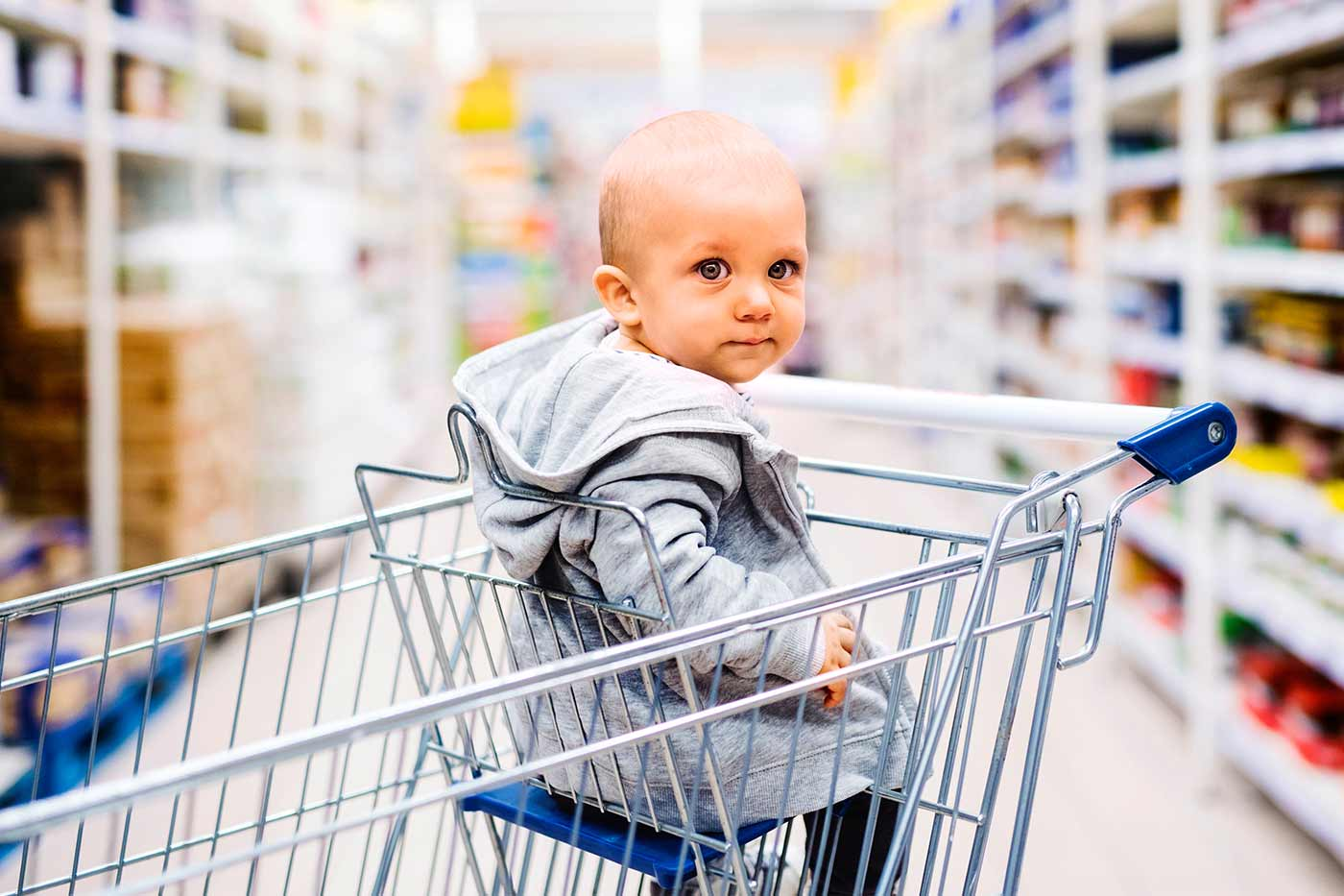 How to Run Errands with Kids