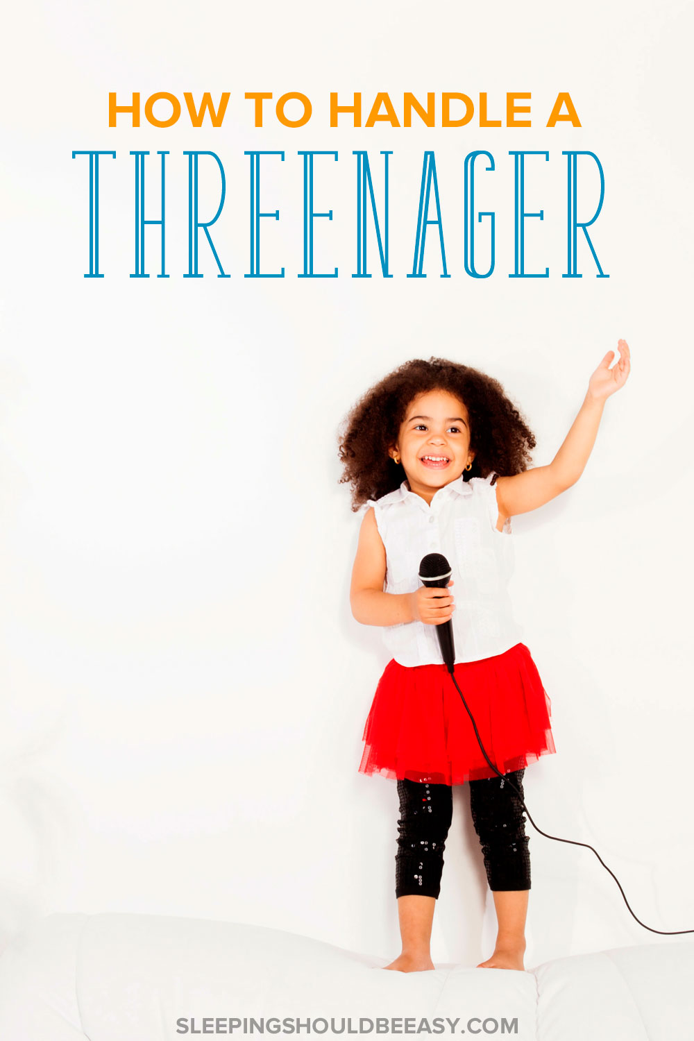 How to handle a threenager