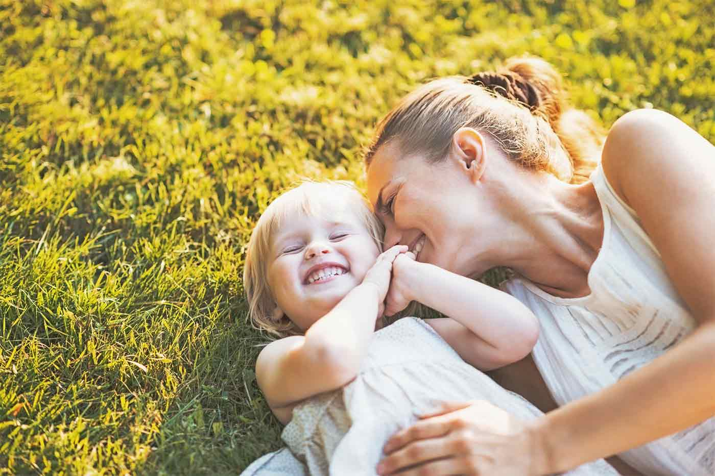 Modeling the behavior you want to see in your child