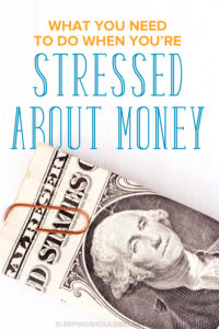 Feeling worried and anxious about money all the time? Learn what to do for you and your family when you're stressed about financial problems.