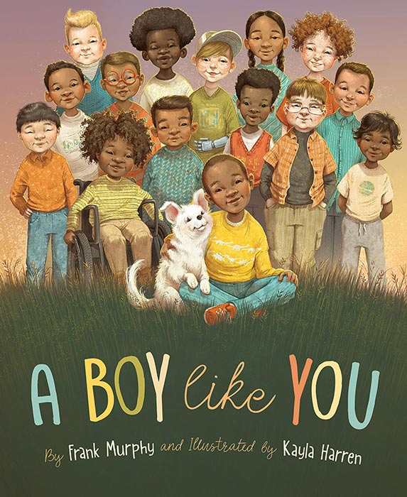 A Boy Like You by Frank Murphy