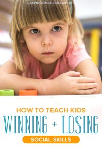 winning and losing social skills
