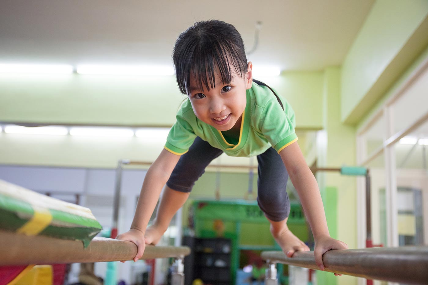 characteristics of a resilient child