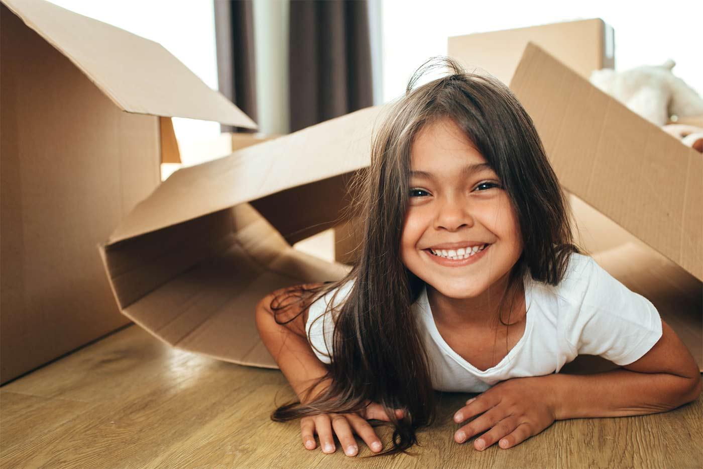 How to raise non-materialistic children
