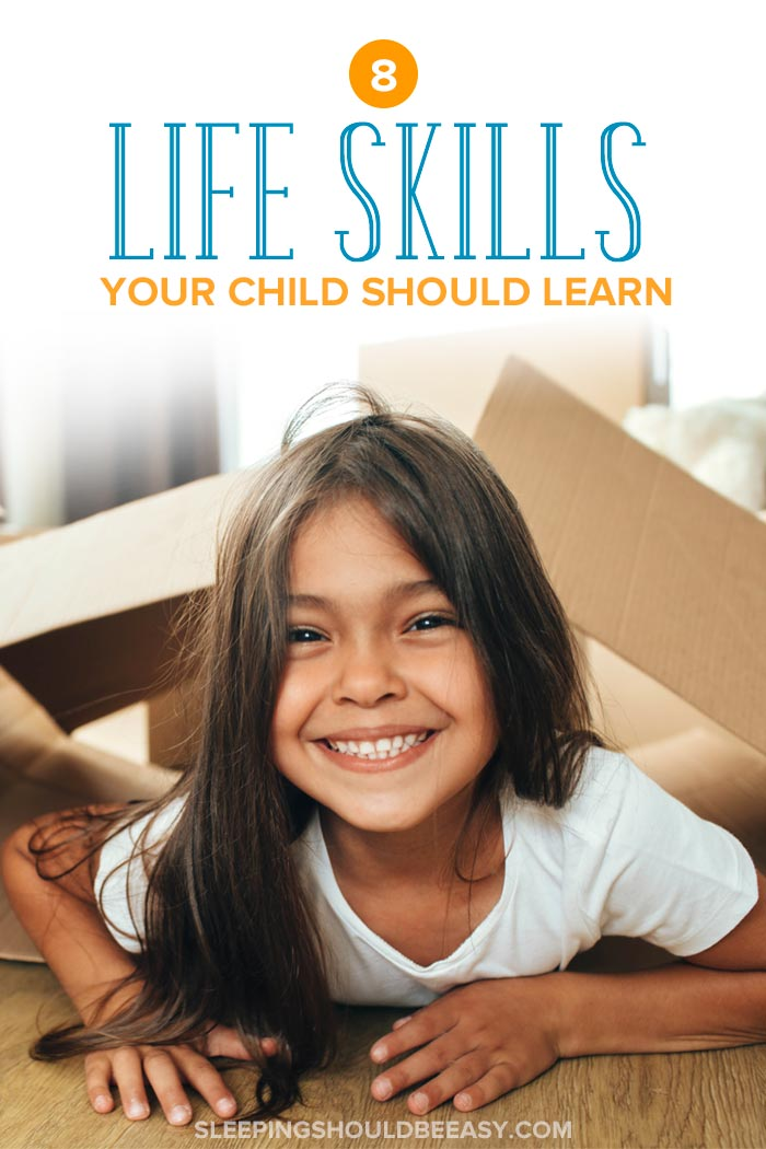 life skills your child needs