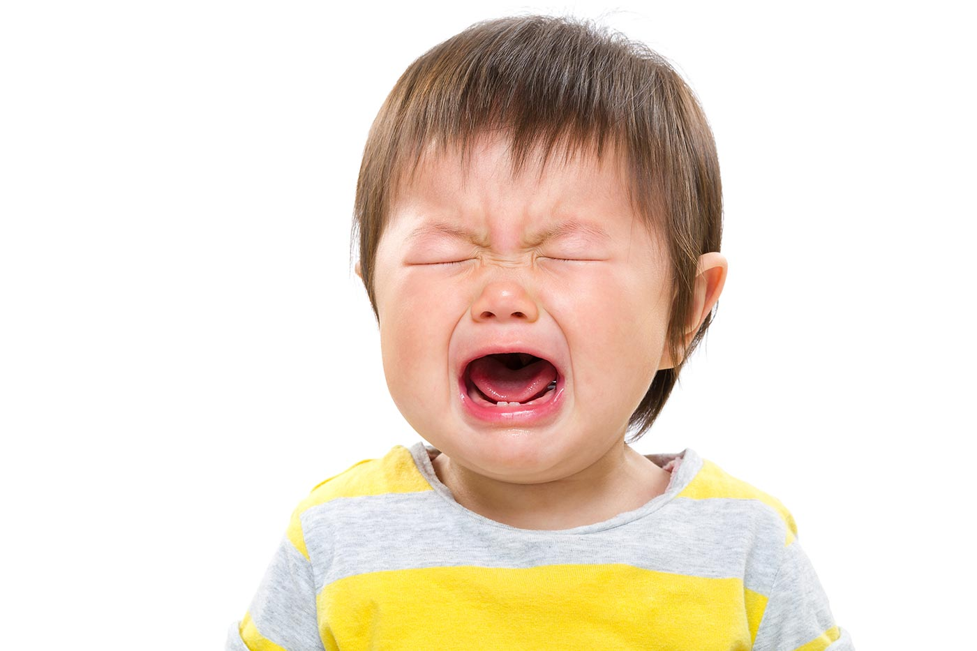 toddler whining