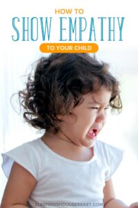 How to Show Empathy to a Child
