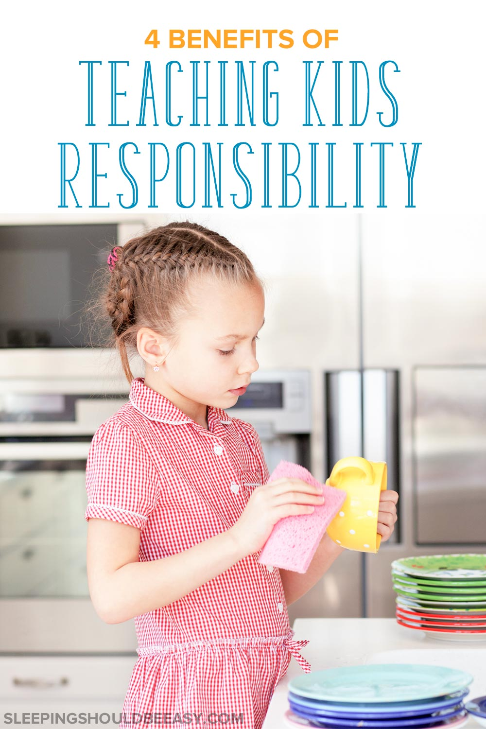 4 benefits of teaching kids responsibility