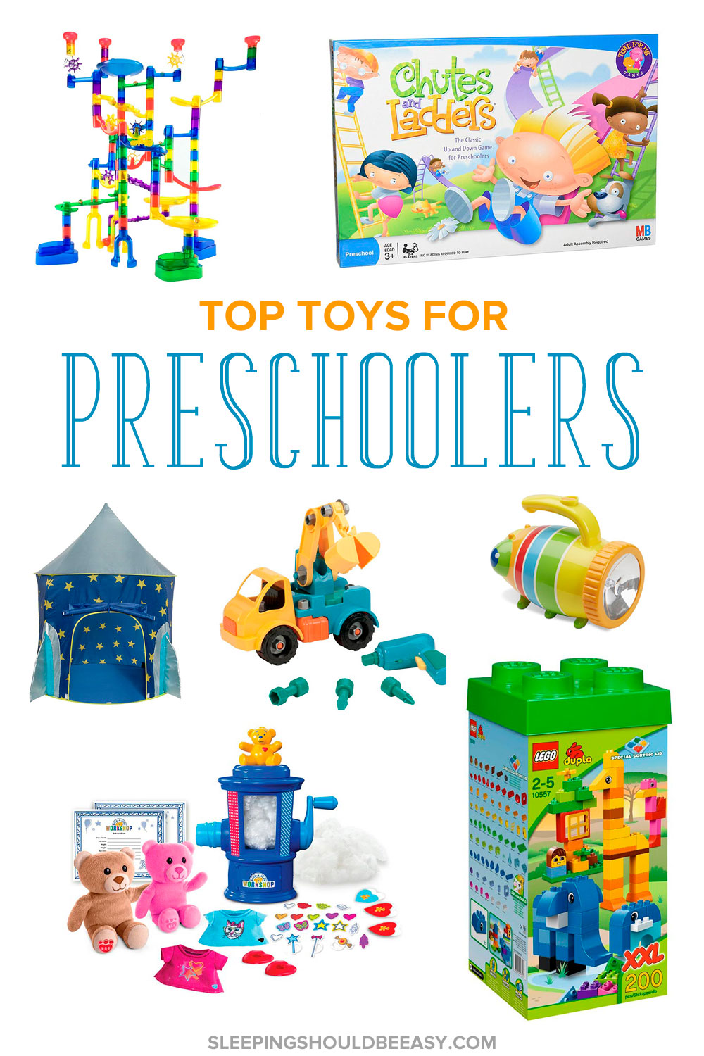 Looking for gifts for two- to four-year-olds? Check out these top preschool toys for birthdays and holidays. Unique, enjoyable and fun!
