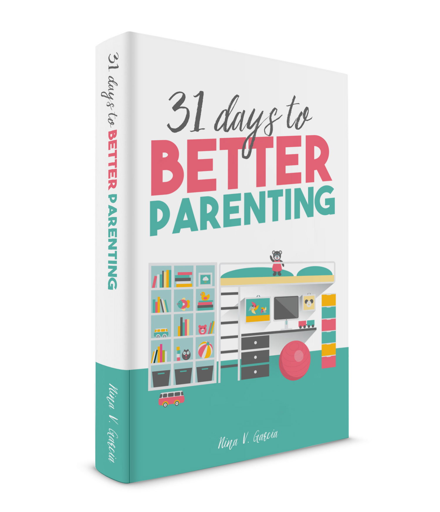 Dealing with difficult behavior? 31 Days to Better Parenting will help you handle power struggles and build a strong relationship with your child!