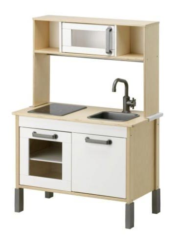 Ikea pretend kitchen