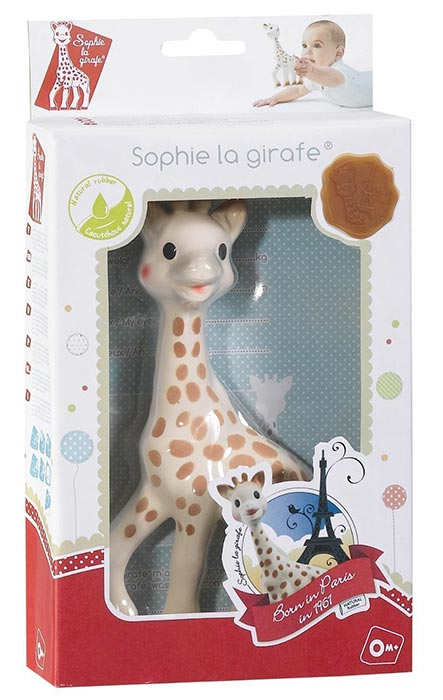 Sophie the Giraffe squeak toy