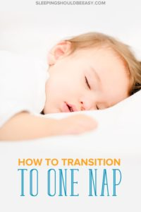 Wondering whether your child is ready for one nap a day? Learn when to drop that second nap plus get essential tips to make that transition to one nap.