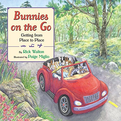 Bunnies on the Go by Rick Walton