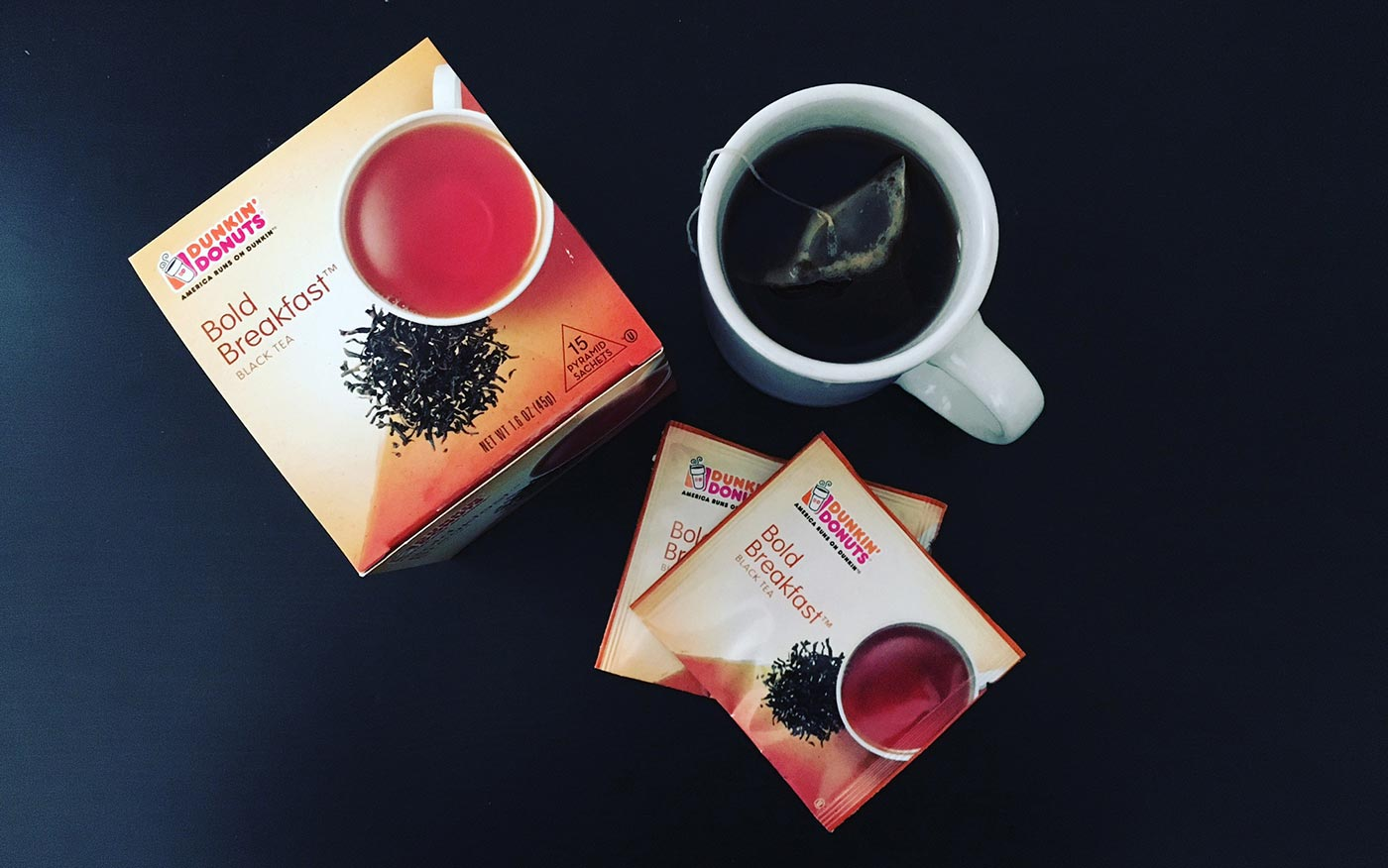 Everyone loves Dunkin' Donuts, but did you know they also feature five new hot tea flavors? See what the new Dunkin' Donuts hot tea selections are about!
