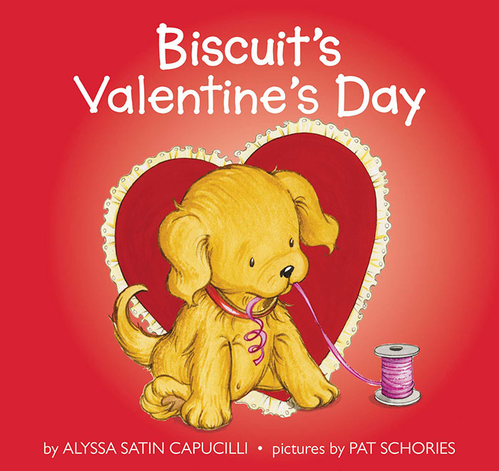 Biscuit's Valentine's Day by Alyssa Satin Capucilli