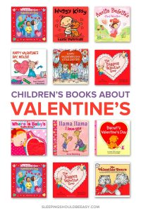 A comprehensive collection of children's Valentine's Day books, including favorite characters! Perfect to read with your kids for the holiday.
