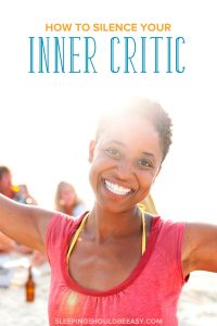 Have your internal doubts kept you from reaching your goals? Learn the importance of silencing your inner critic and reach your goals once and for all.