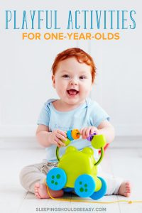 Things to do with 1 year olds