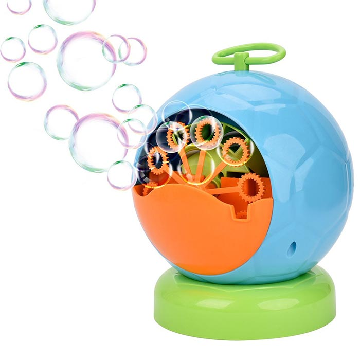Bubble making machine