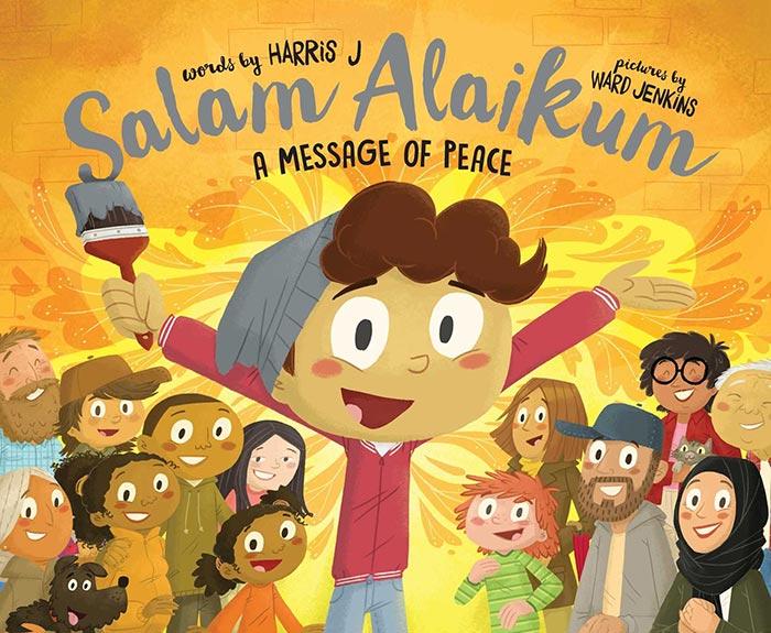 Salam Alaikum by Harris J