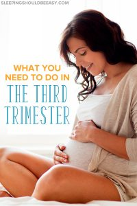 Expecting the baby soon? Make sure you have all your tasks covered. Check out 11 things that need to get done on your third trimester to do list.