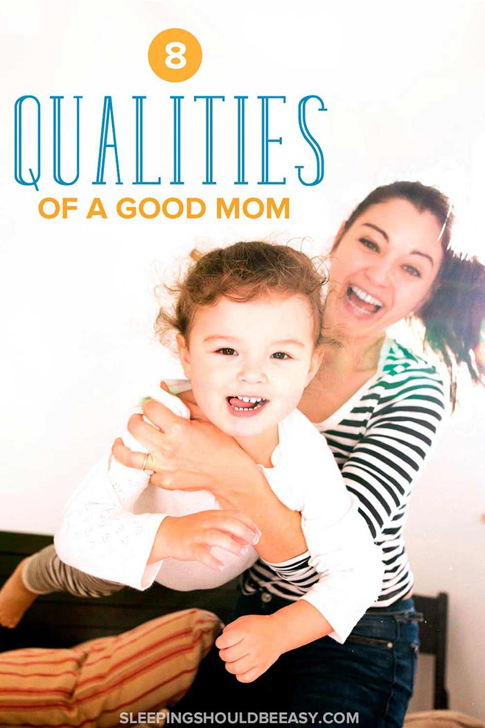 Top Qualities of a Mother | Sleeping Should Be Easy