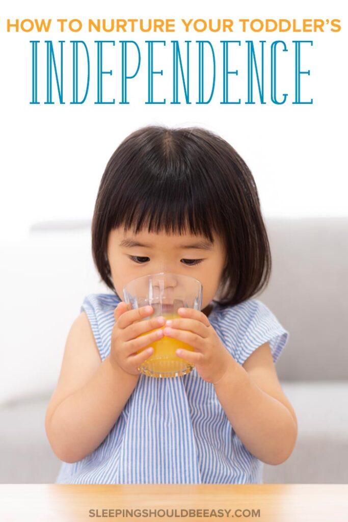 Independent Toddler