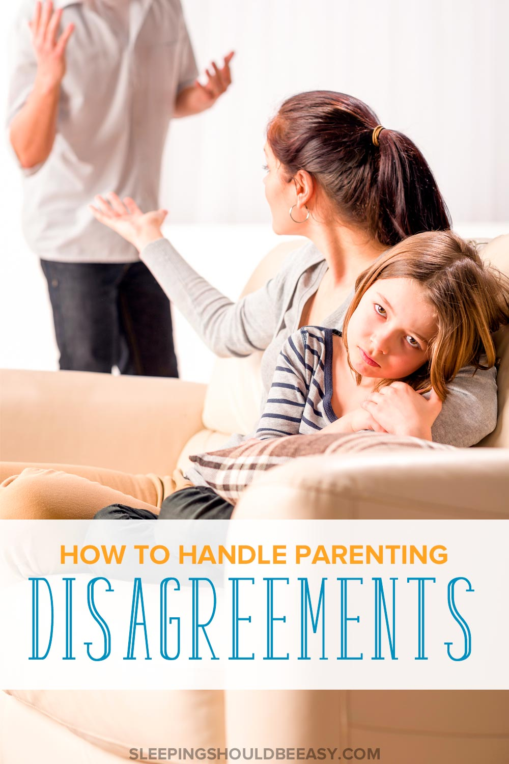 Are different parenting styles causing problems in your relationship? Parenting disagreements can challenge even the strongest marriages and families, especially when one parent undermines the other. But don't worry—life doesn't have to feel difficult—learn how to agree on parenting styles with these effective tips! #parenting