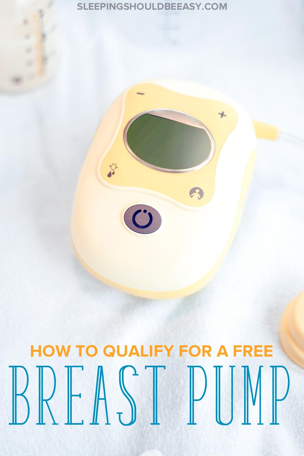 Interested in receiving breast pump insurance coverage, but overwhelmed with all the steps? Learn one simple way to take the stress out of the process. #breastpump