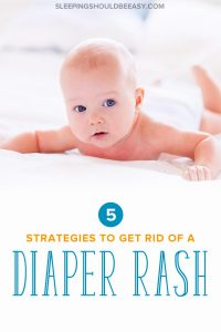 How to Get Rid of a Diaper Rash