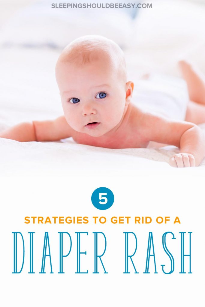 A diaper rash is challenging for both parent and baby. Discover 5 proven remedies and treatments for how to get rid of a diaper rash.