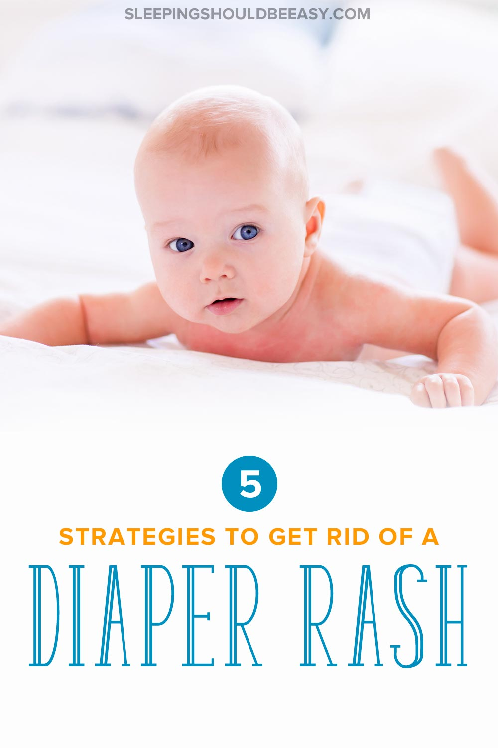 How to get rid of a diaper rash in 24 hours