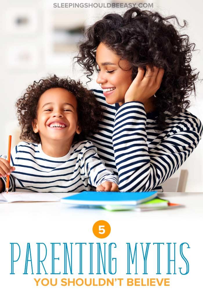 Parenting Myths