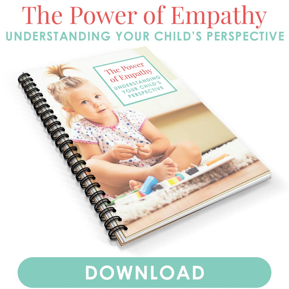 Download the Power of Empathy: Undertanding Your Child's Perspective