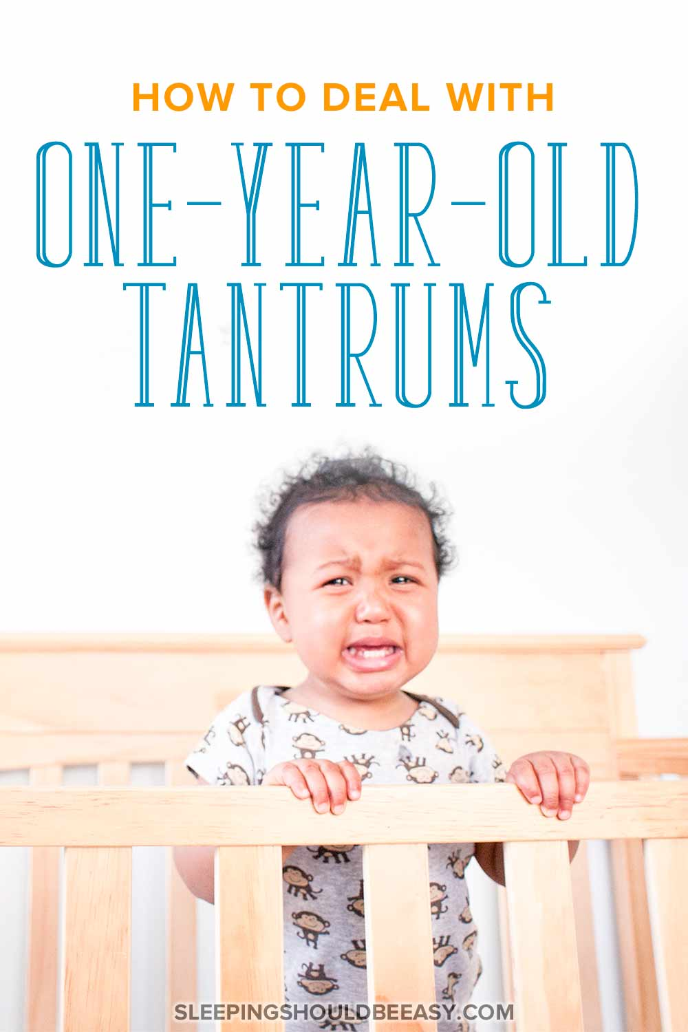 1 year old tantrums