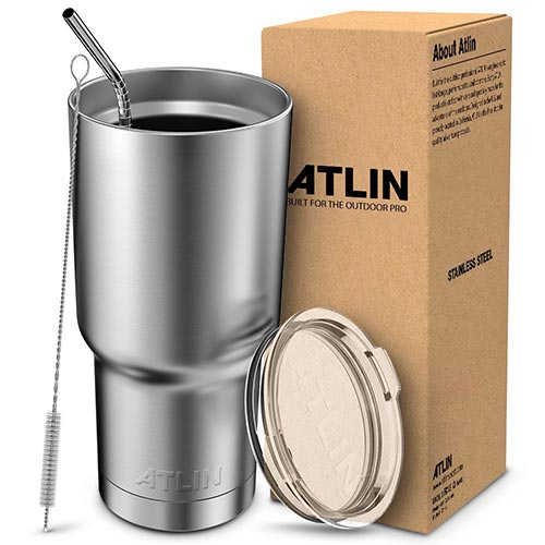 Atlin travel mug