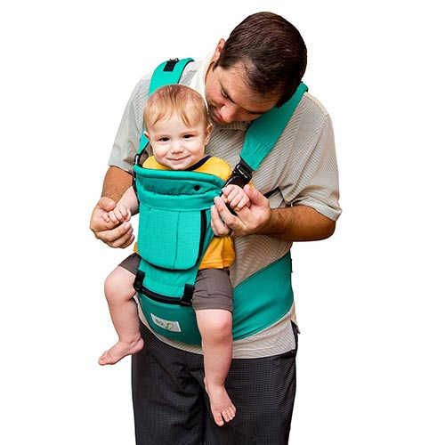 BabySteps baby carrier